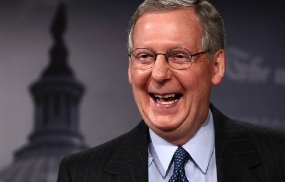 BREAKING: Mitch McConnell Helped To Cover Up Russia Election Hack
