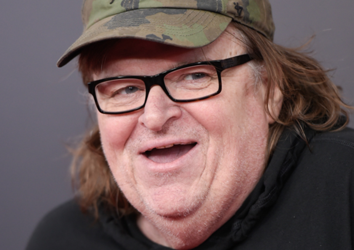 "Michael Moore Implores Electoral College to ""Resist"""