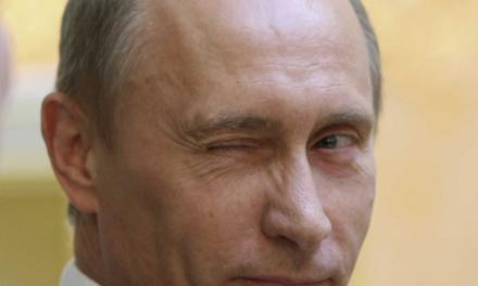 BREAKING: Vladamir Putin Was Personally Involved in U.S. Election Hack