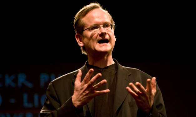 Larry Lessig: 20 to 30 Republican Electors may not vote for Trump