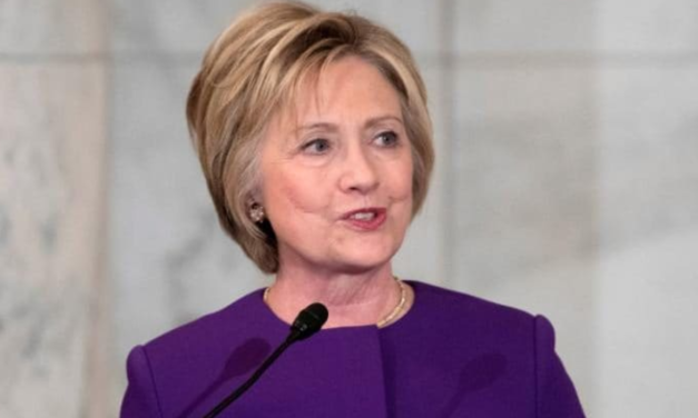 Hillary Clinton Says Putin Played A Role In Election Loss