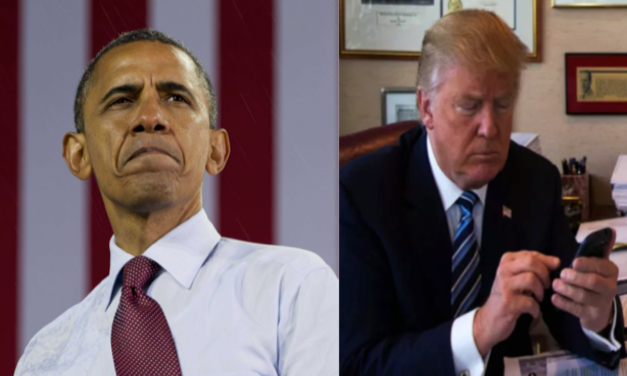 Obama shows Trump How Deal with China, doesn't involve tweeting