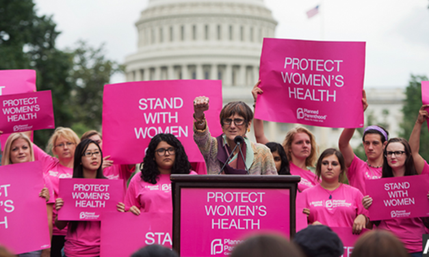 After Texas Moves To Block Medicaid Funds, Planned Parenthood Vows to Continue Providing Care