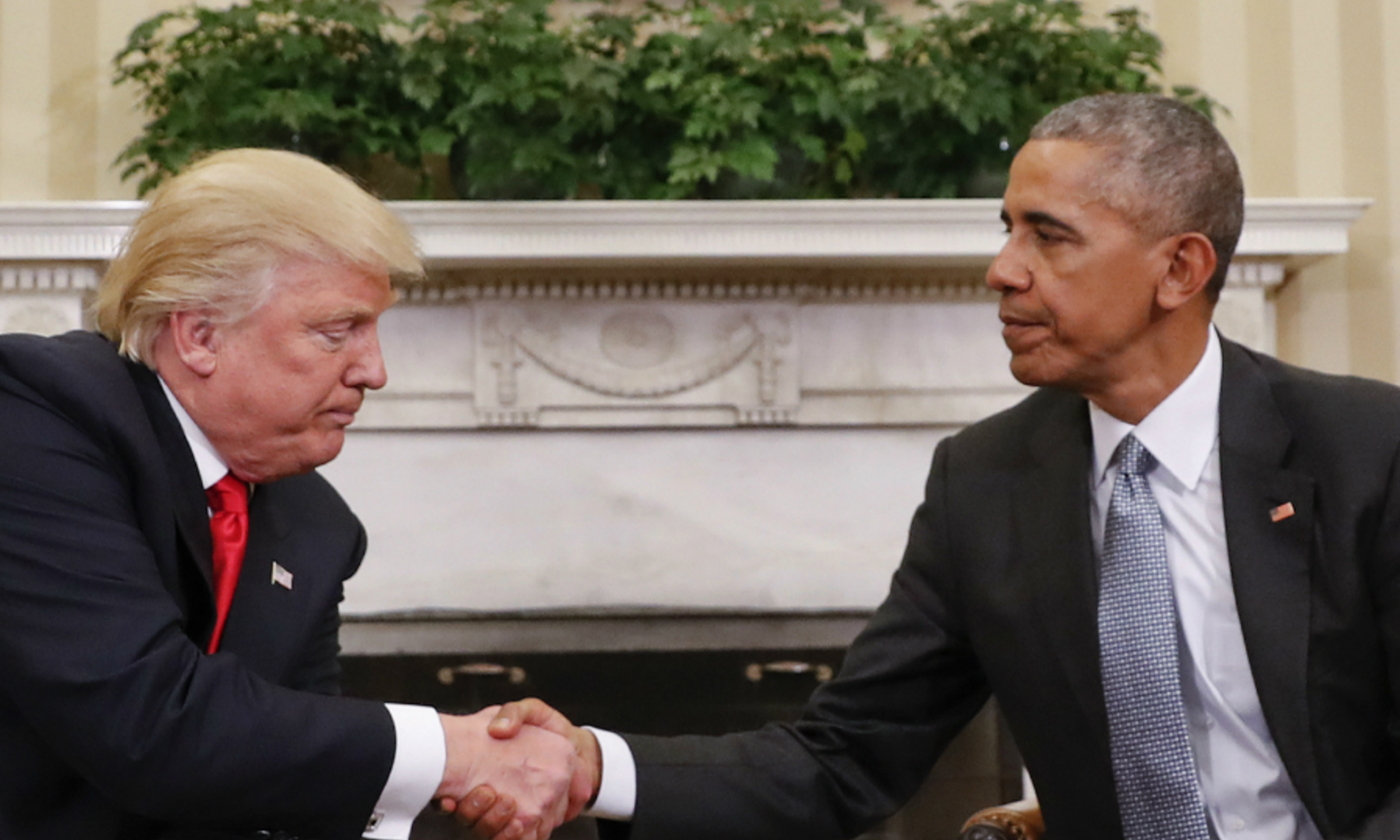 A Tale of Two Tweets: The Difference Between Barack Obama and Donald Trump
