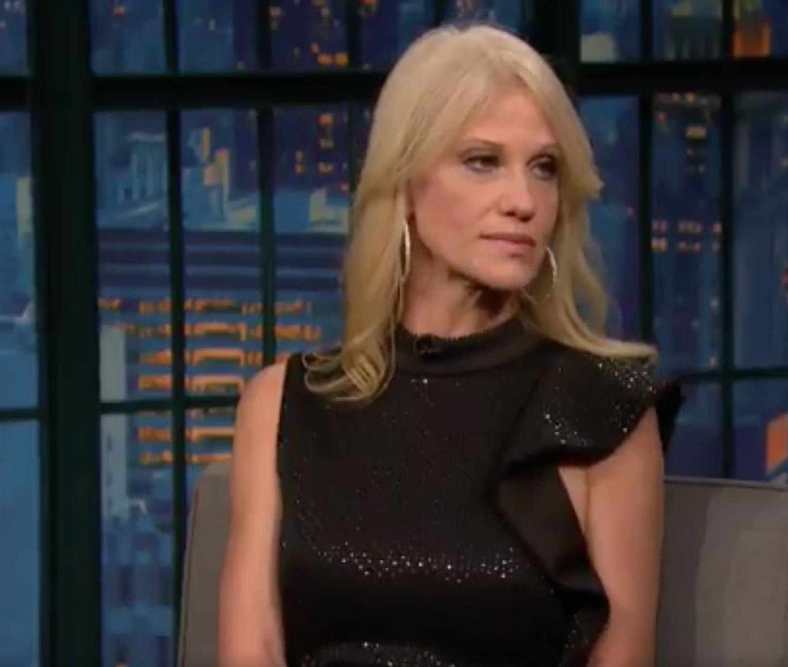 WATCH: Kellyanne Conway Gives Insane Answer Over Report That Russia Has Compromising Info on Trump
