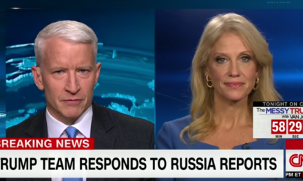 WATCH: Anderson Cooper and Kellyanne Conway Clash on CNN