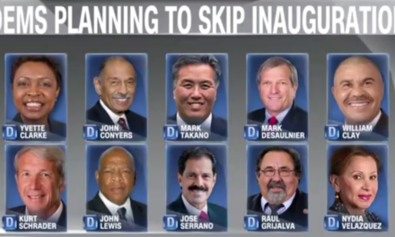 List of Democrats Boycotting Trump's Inauguration Grows to 17
