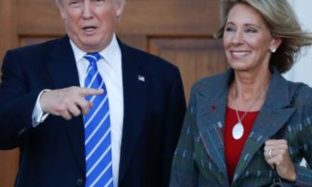 Trump's Education Secretary Nominee Failed To Report $125k Anti-Union Donation