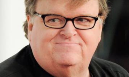 "Michael Moore Agrees With John Lewis, Donald Trump is ""Not a Legitimate President"""