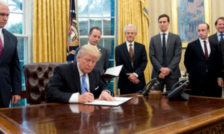 President And His Men Just Attacked Women's Reproductive Health Access Around The World