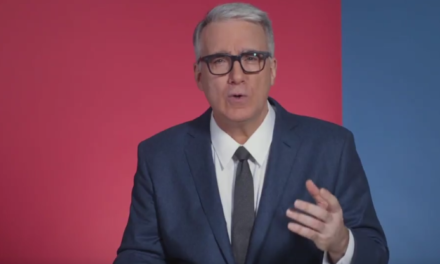 WATCH: Keith Olbermann Calls For Donald Trump's Resignation