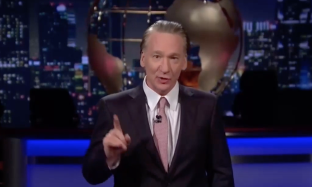 WATCH: Bill Maher on Trump: 'This Is About a Guy Who Never Brought a Woman to Orgasm'