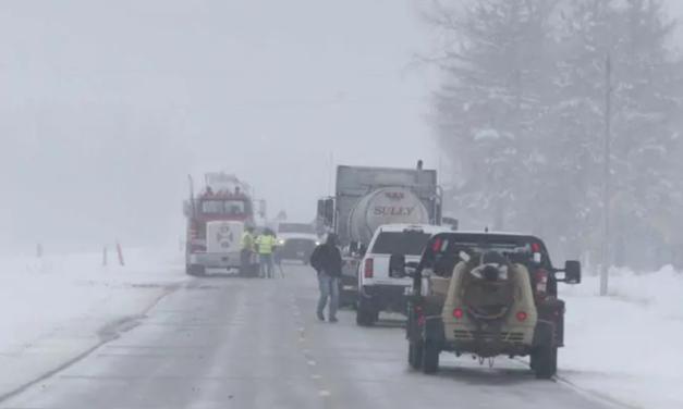 Iowa Pipeline Leaks Nearly 140,000 Gallons