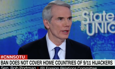 Republican Senator Rob Portman: Trump's Order 'Was Not Properly Vetted'
