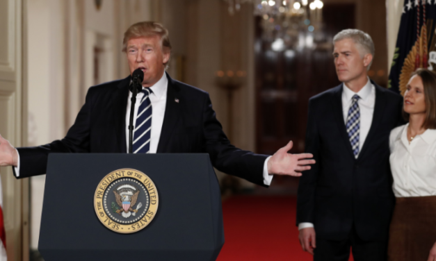 "Donald Trump Nominates ""Mini Scalia"" Neil Gorsuch to Supreme Court"