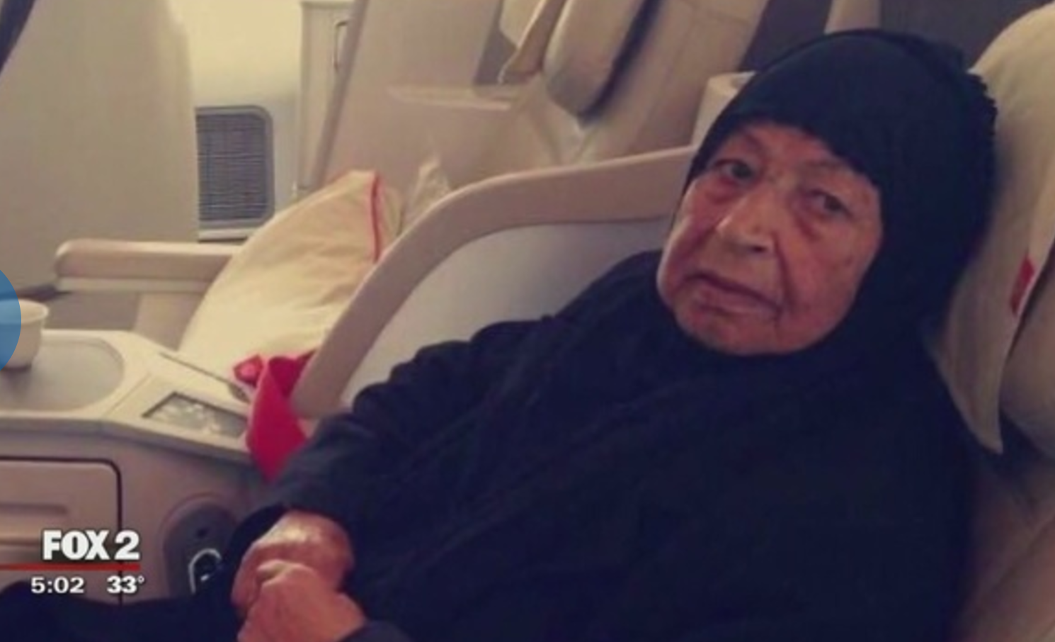 Elderly Woman Dies After Muslim-Ban Blocks Her From Returning  For Medical Treatment