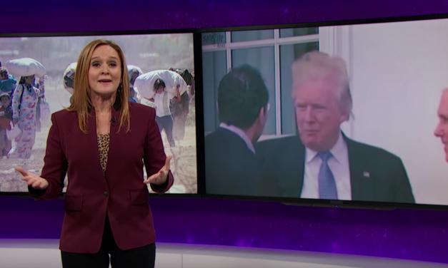 WATCH: Samantha Bee Destroys Trump On Muslim-Ban