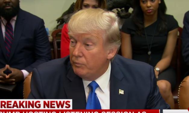 WATCH: Donald Trump's Insane, Rambling Statement On Black History Month