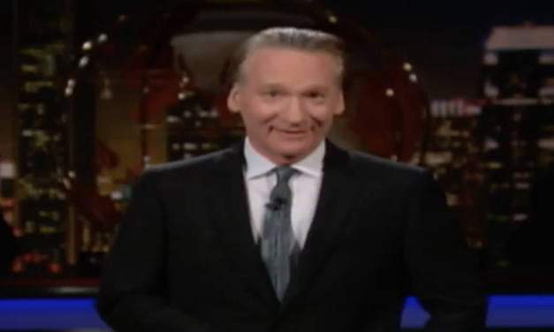 WATCH: Bill Maher On Trump: 'Our only hope is penis enlargement surgery'