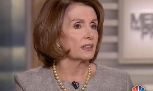 Pelosi: 'I want to know what the Russians have on Donald Trump'