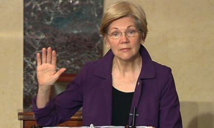 Mitch McConnell Silences Elizabeth Warren After Speech Against Jeff Sessions