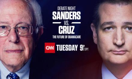 WATCH LIVE: CNN Healthcare Debate With Bernie Sanders And Ted Cruz