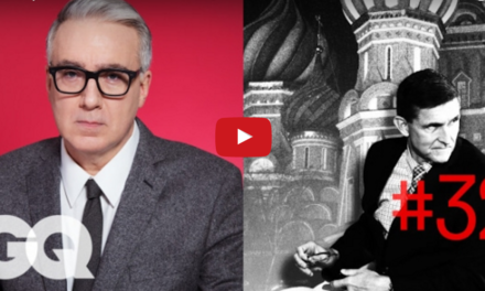 WATCH: Keith Olbermann Calls For Flynn To Be Arrested, Trump Named As Co-Conspirator