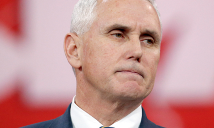 Report: Mike Pence Was Kept in the Dark Justice Department's Flynn Warning for 15 Days