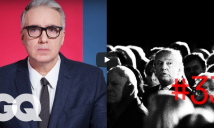 WATCH: Keith Olbermann Says 'Trump Is Beyond Reckless With Our National Security'