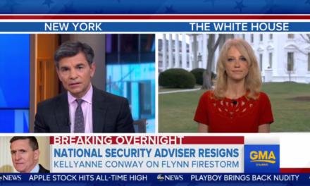 WATCH: Kellyanne Conway Gets Grilled On Flynn Resignation