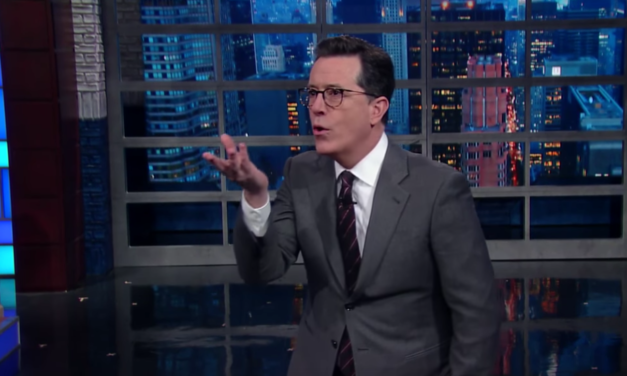 WATCH: Colbert Grills Flynn: 'Funny Cause It's Treason'