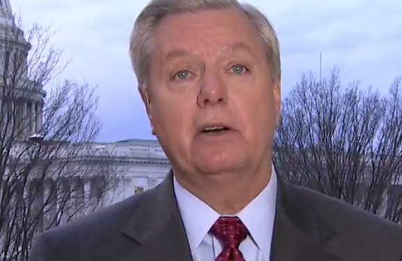 Lindsey Graham: Trump Campaigns Russian Connection A 'Game Changer'