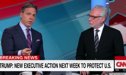 WATCH: Jake Tapper On Trump Press Conference 'Get To Work And Stop Whining'