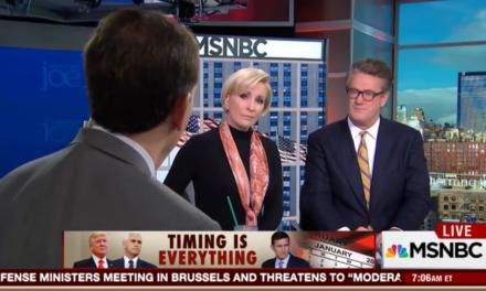WATCH: Mika Brzezinski 'This Is A Fake Presidency'