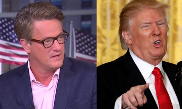 """Trump Attacks Freedom Of Press On Twitter, Joe Scarborough Responds By Calling Him """"FAKE PRESIDENT"""""""