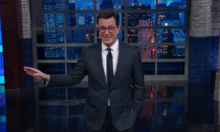 WATCH: Stephen Colbert Hilariously Trolls Trump For Fake Sweden Attack Lie
