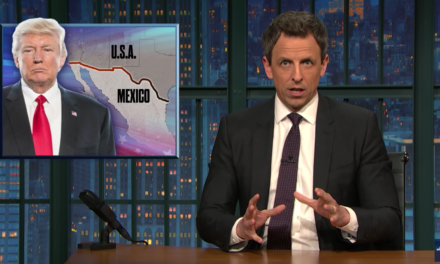 WATCH: Seth Meyers Slams Trump's Cruel And Unnecessary Immigration Plan
