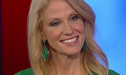 Kellyanne Conway Banned From Doing TV Appearances
