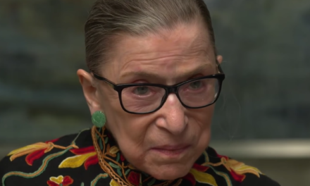 Ruth Bader Ginsburg On Trump: 'We Are Not Experiencing The Best Of Times'