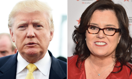 Trump Archenemy Rosie O'Donnell To Lead Anti-Trump Rally At The White House