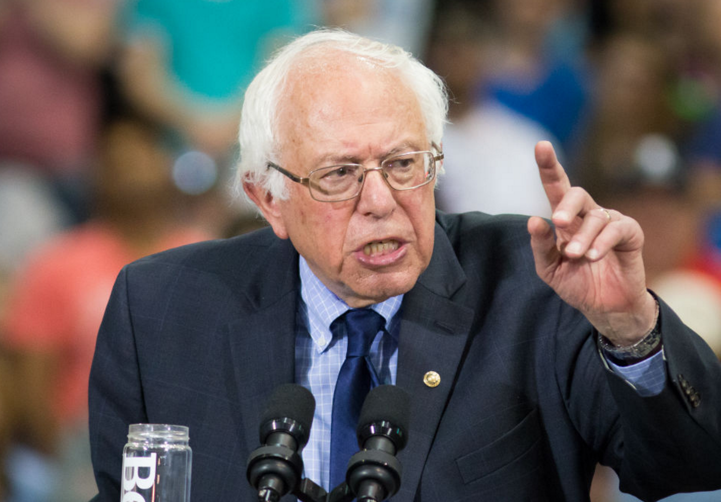 Bernie Sanders Introduces Bill To Allow Prescription Purchases From Canada, Lower Prices