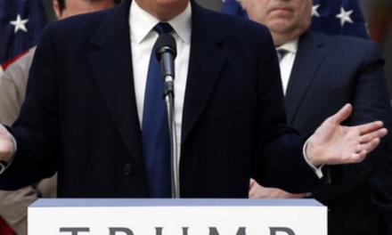 Republicans Block Democrats Attempt To Expose Trump Conflicts