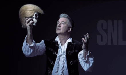Alec Baldwin Will Write Satirical Book About Trump's First Year in Office