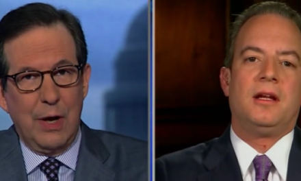 Chris Wallace Destroys Reince Priebus For Suggesting 'State-Run Media'