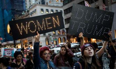 Trump's Win Driving More Women to Run For Office