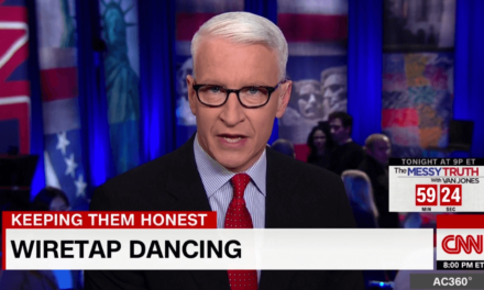 Anderson Cooper: 'Tonight we know the president of the United States has no facts'