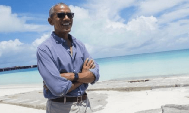 Barack Obama Traveling To South Pacific To Write His Memoir