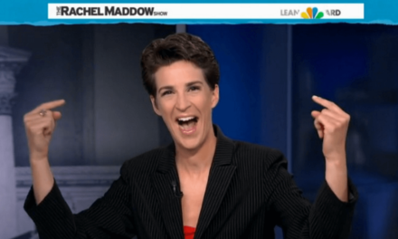 Maddow Ratings Beat Fox News On Trump Russia Connection Special