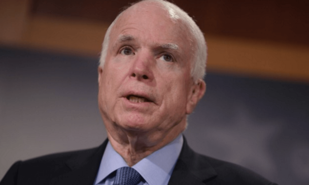 McCain Calls On Trump To Fill State Department Jobs