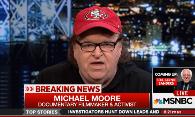 Michael Moore: This Is Not The Time For Democrats To Gloat